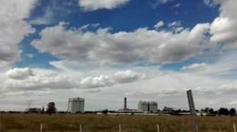 Calera zona industrial