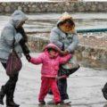 72 horas de lluvia, viento y frío para Zacatecas