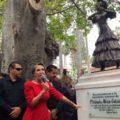 En Juchipila, rinden homenaje a Florinda Meza